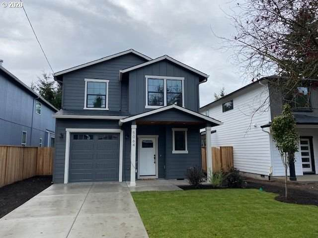 5064 SE Ogden St, Portland, OR 97206 (MLS #20064841) :: Premiere Property Group LLC