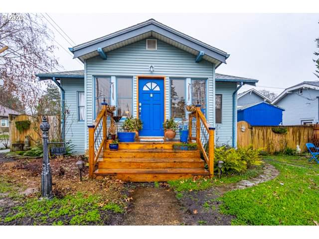 601 W 27TH St, Vancouver, WA 98660 (MLS #20439724) :: McKillion Real Estate Group