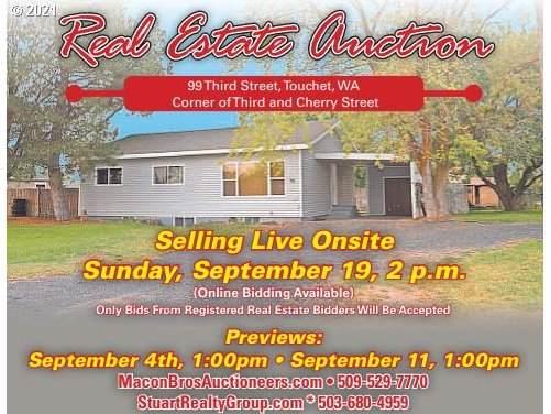 99 Third St, Touchet, WA 99360 (MLS #21344178) :: Fox Real Estate Group