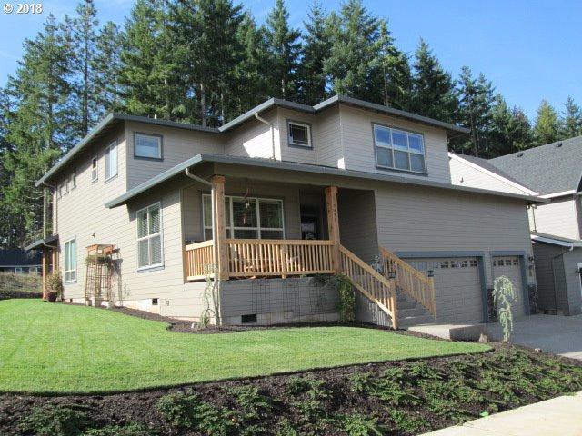 3497 Vista Heights Ln, Eugene, OR 97405 (MLS #18319813) :: R&R Properties of Eugene LLC