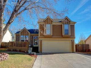 2635 Clarendon Drive, Colorado Springs, CO 80916 (#3912557) :: Colorado Home Finder Realty