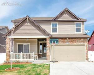 9314 Castle Oaks Drive, Fountain, CO 80817 (#4659425) :: 8z Real Estate