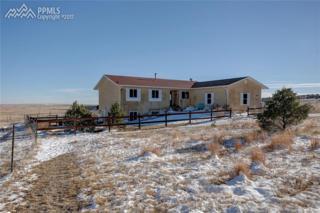 22015 Warriors Path Drive, Peyton, CO 80831 (#9677252) :: Group 46:10 Colorado Springs