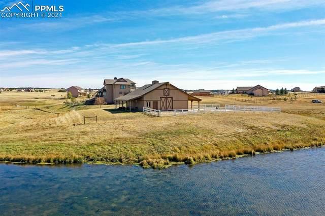 17310 Papago Way, Colorado Springs, CO 80908 (#1402894) :: Finch & Gable Real Estate Co.