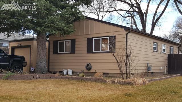 313 Redwood Drive, Colorado Springs, CO 80907 (#1001289) :: The Peak Properties Group