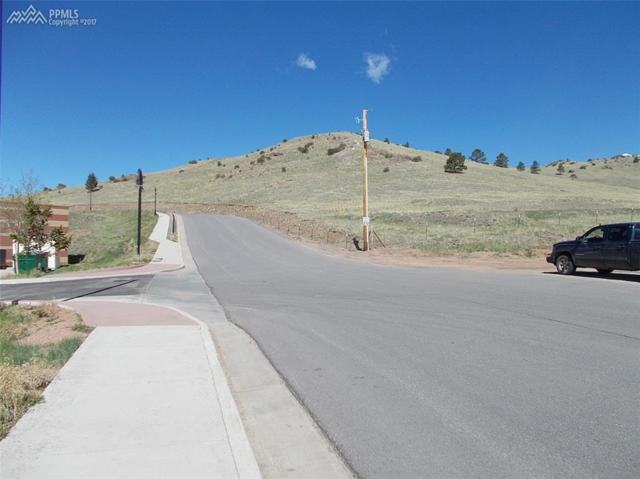 0 W Galena Avenue, Cripple Creek, CO 80813 (#1001549) :: Jason Daniels & Associates at RE/MAX Millennium