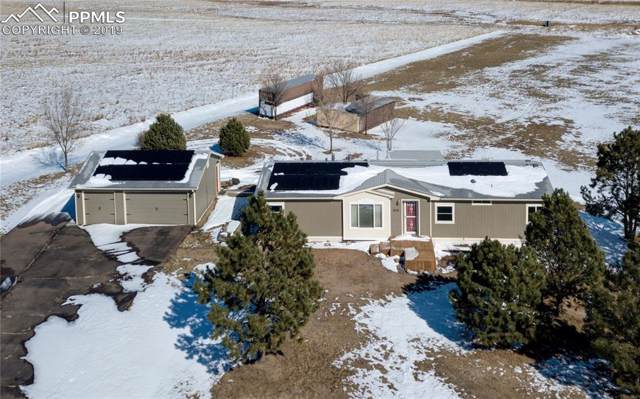 13210 Cottontail Drive, Peyton, CO 80831 (#1001900) :: Colorado Home Finder Realty