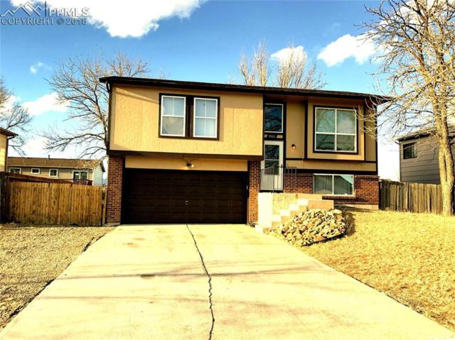 1066 Jet Wing Drive, Colorado Springs, CO 80916 (#1002382) :: Jason Daniels & Associates at RE/MAX Millennium