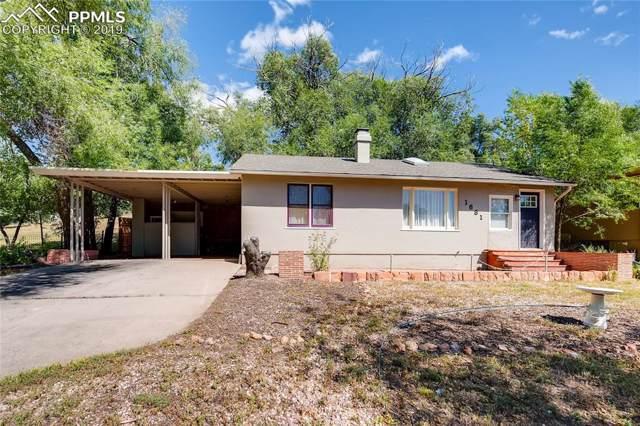 1681 Dorchester Drive, Colorado Springs, CO 80905 (#1005688) :: The Treasure Davis Team