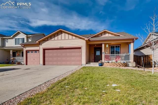 12773 Pine Valley Circle, Peyton, CO 80831 (#1006406) :: 8z Real Estate