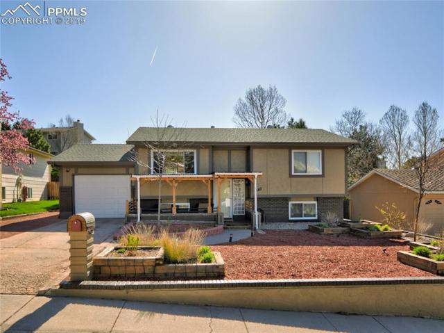 5547 E Descanso Circle, Colorado Springs, CO 80918 (#1007135) :: The Kibler Group