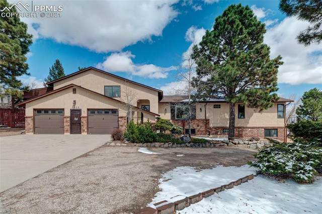5425 Flintridge Drive, Colorado Springs, CO 80918 (#1009645) :: The Artisan Group at Keller Williams Premier Realty