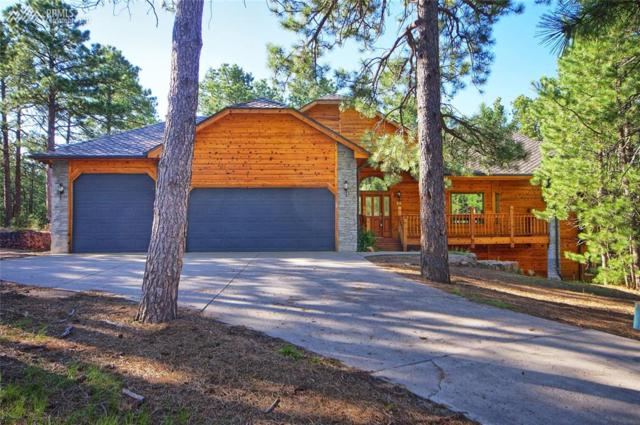 25 Long Bow Circle, Monument, CO 80132 (#1009649) :: Action Team Realty