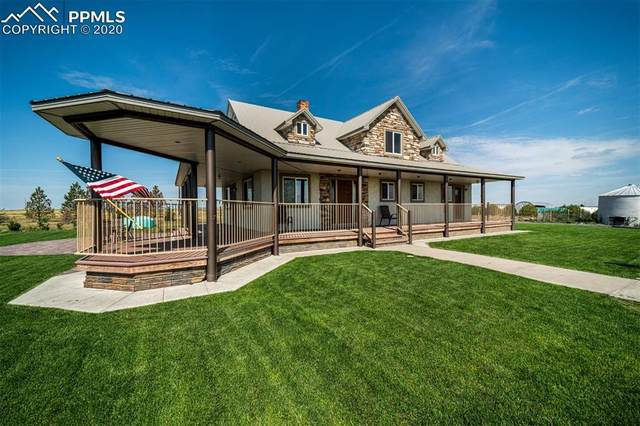 42626 County Road 3N Road, Arriba, CO 80804 (#1011400) :: CC Signature Group