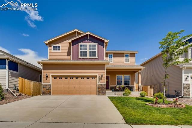 7881 Wagonwood Place, Colorado Springs, CO 80908 (#1012568) :: CC Signature Group