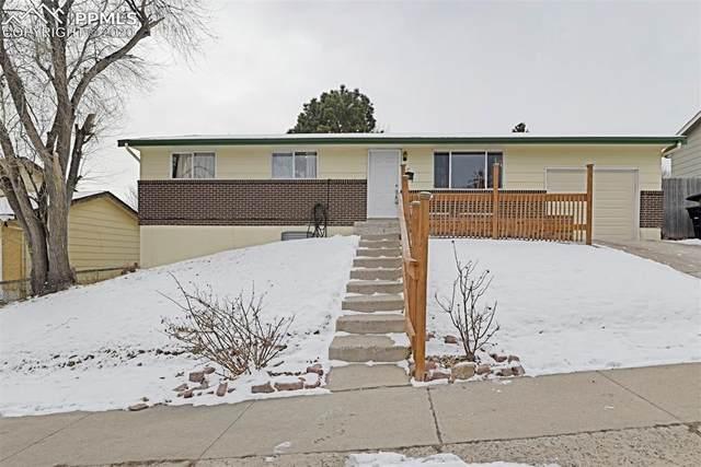 3641 Hayman Court, Colorado Springs, CO 80910 (#1012727) :: The Treasure Davis Team