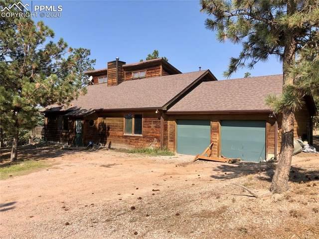 7680 Mcferran Road, Colorado Springs, CO 80908 (#1014495) :: The Treasure Davis Team