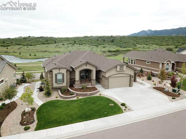 3255 Waterfront Drive, Monument, CO 80132 (#1015054) :: Finch & Gable Real Estate Co.