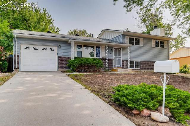 1611 Lyle Drive, Colorado Springs, CO 80915 (#1015276) :: Action Team Realty
