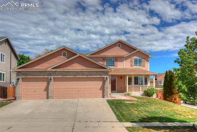 6404 Cabana Circle, Colorado Springs, CO 80923 (#1020388) :: Tommy Daly Home Team