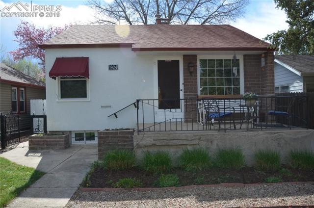 1924 N Corona Street, Colorado Springs, CO 80907 (#1020726) :: Venterra Real Estate LLC