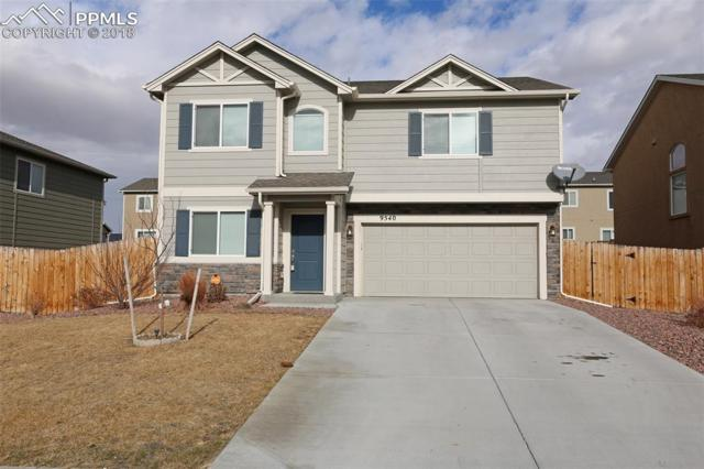 9540 Bryce Canyon Drive, Colorado Springs, CO 80925 (#1023748) :: Action Team Realty