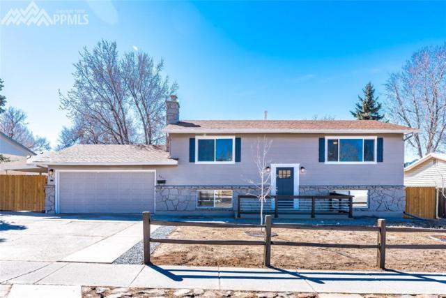 3611 Fairmont Place, Colorado Springs, CO 80910 (#1027147) :: The Hunstiger Team