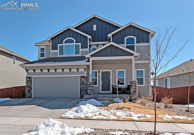 9873 Morning Vista Drive, Peyton, CO 80831 (#1028160) :: 8z Real Estate