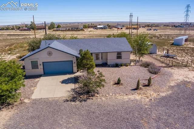 1064 N Thorpe Drive, Pueblo West, CO 81007 (#1029800) :: The Scott Futa Home Team