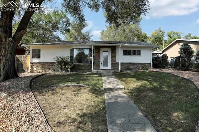2910 Parker Street, Colorado Springs, CO 80907 (#1029954) :: 8z Real Estate