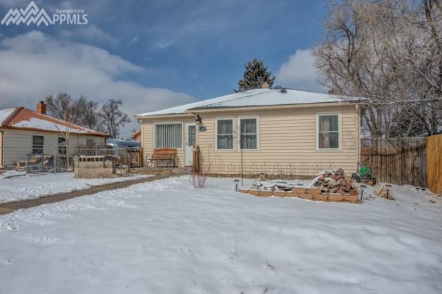 942 E Cucharras Street, Colorado Springs, CO 80903 (#1030265) :: Jason Daniels & Associates at RE/MAX Millennium