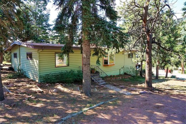 7795 Severy Avenue, Cascade, CO 80809 (#1035174) :: The Dunfee Group - Keller Williams Partners Realty