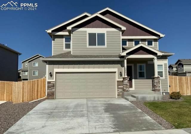 10892 Yuba Drive, Colorado Springs, CO 80925 (#1039151) :: CC Signature Group