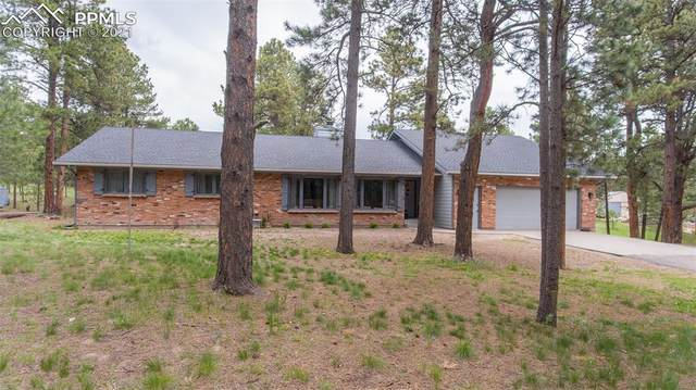 8950 Pine Cone Road, Colorado Springs, CO 80908 (#1041067) :: Tommy Daly Home Team