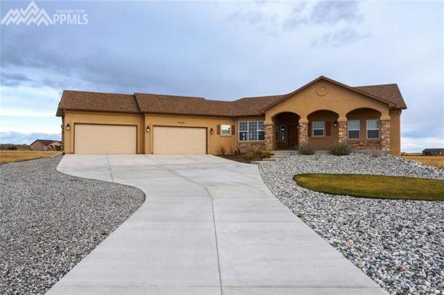 13516 Gilbert Drive, Peyton, CO 80831 (#1042567) :: Group 46:10 Colorado Springs