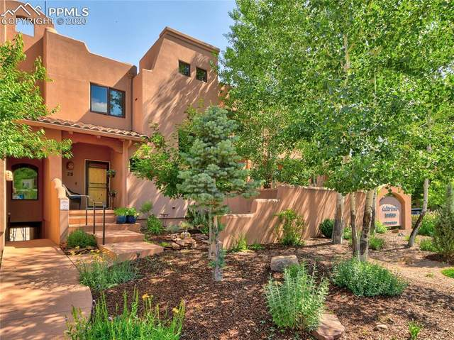 29 Crystal Park Road, Manitou Springs, CO 80829 (#1043896) :: Finch & Gable Real Estate Co.