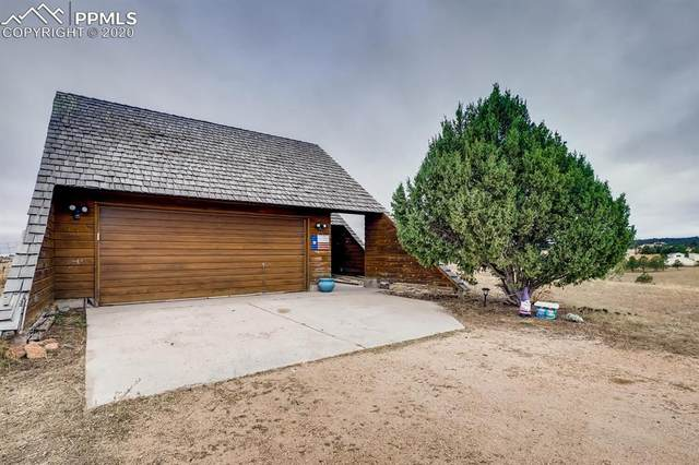 13115 Lariat Circle, Elbert, CO 80106 (#1043974) :: Action Team Realty