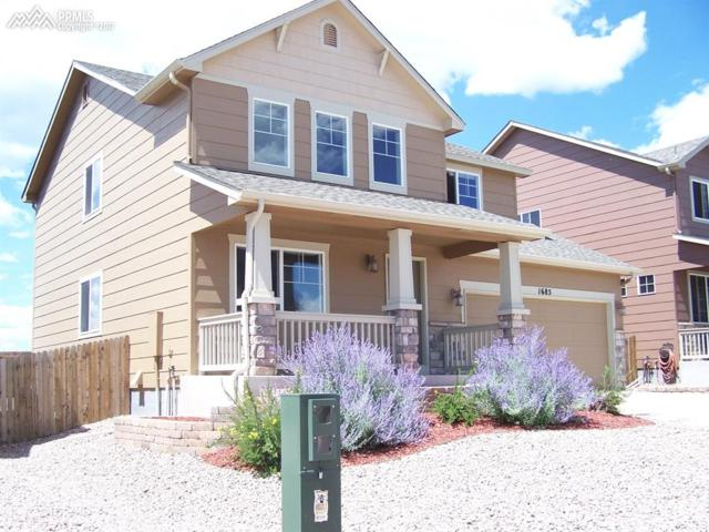 1685 Bucolo Avenue, Colorado Springs, CO 80951 (#1048282) :: The Hunstiger Team