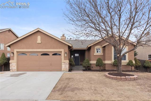 631 Sand Creek Drive, Colorado Springs, CO 80916 (#1048422) :: The Dixon Group