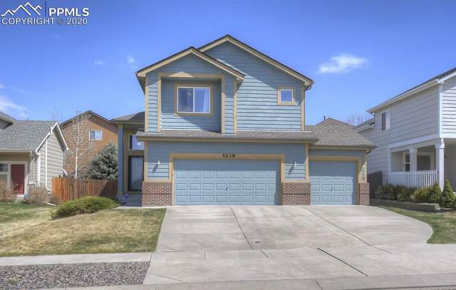 5239 Gentle Wind Road, Colorado Springs, CO 80922 (#1048978) :: Tommy Daly Home Team