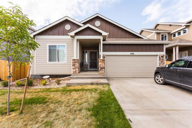 10716 Ridgepole Drive, Colorado Springs, CO 80925 (#1050447) :: The Kibler Group