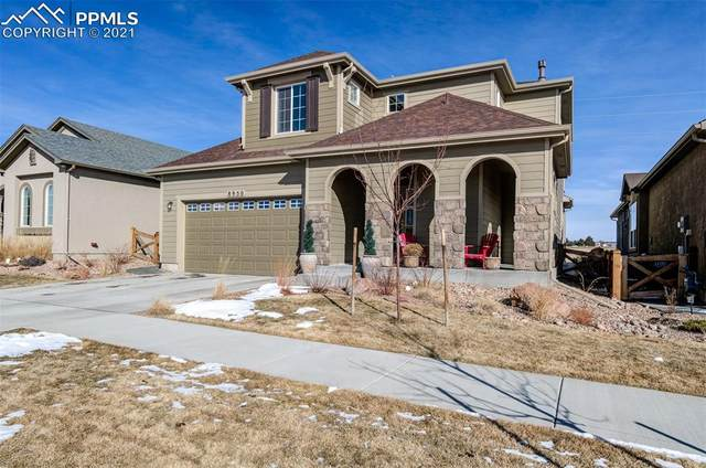 8950 Pacific Crest Drive, Colorado Springs, CO 80927 (#1052436) :: Realty ONE Group Five Star