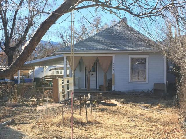 1813 W Kiowa Street, Colorado Springs, CO 80904 (#1053957) :: The Peak Properties Group