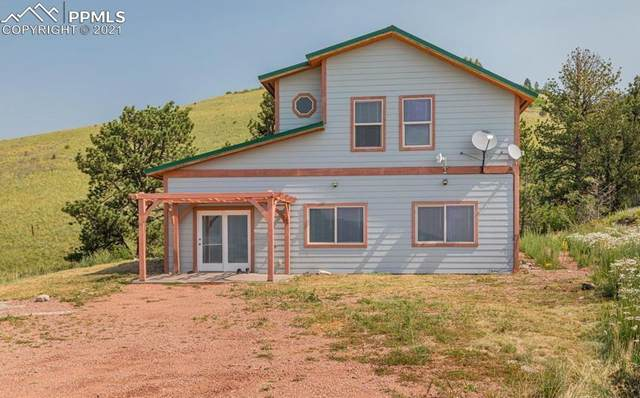 7029 Autumn Creek Drive, Canon City, CO 81212 (#1055781) :: Tommy Daly Home Team
