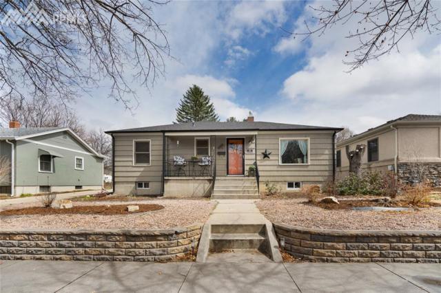 1217 N Cedar Street, Colorado Springs, CO 80903 (#1058033) :: Jason Daniels & Associates at RE/MAX Millennium