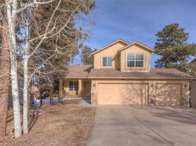 1400 Evergreen Heights Drive, Woodland Park, CO 80863 (#1059303) :: CC Signature Group