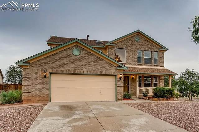 1476 Coolcrest Drive, Colorado Springs, CO 80906 (#1059768) :: The Treasure Davis Team