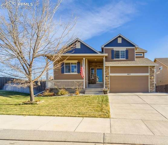 4613 Whirling Oak Way, Colorado Springs, CO 80911 (#1062181) :: Re/Max Structure