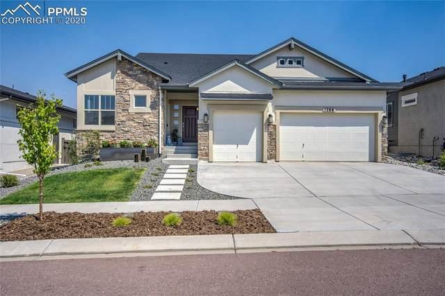 1266 Foothills Farm Way, Colorado Springs, CO 80921 (#1065569) :: The Treasure Davis Team