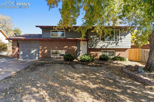 370 Kenwood Circle, Colorado Springs, CO 80910 (#1065739) :: Compass Colorado Realty